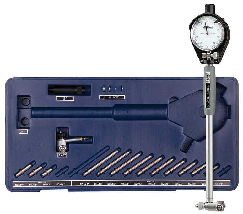 "XTender 1.4"" to 6"" Dial Bore Gage Set 52-646-500-0"