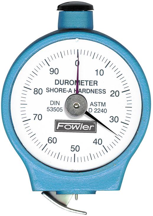 Shore D Portable Durometer 53-762-102
