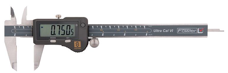 "Fowler 12""/300mm Ultra-Cal VI Proximity Electronic Caliper 54-100-412-1"