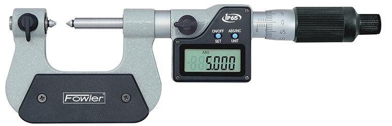 "Fowler 3-4"" Electronic IP65 Thread Micrometer 54-219-004-0"