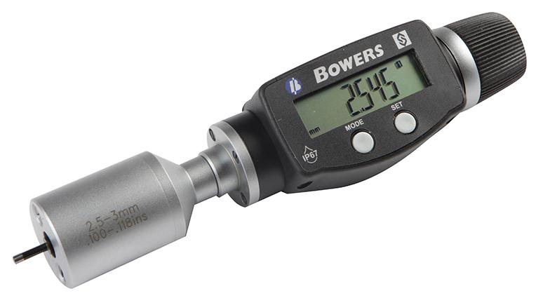 """0.080"""" - 0.100""""/2 - 2.5mm XTD3 Electronic Holemike 54-367-003-0"""