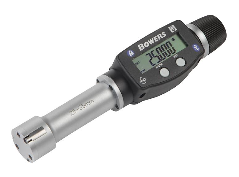 "1"" - 1.375""/25 - 35mm BLUETOOTH XTD3 Electronic Holemike 54-367-021-BT"