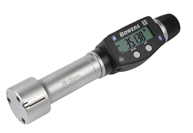 "Fowler-Bowers 1.375"" - 2""/35 - 50mm BLUETOOTH XTD3 Electronic Holemike 54-367-022-BT"