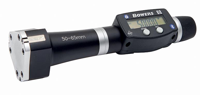 "2"" - 2.625""/50 - 65mm BLUETOOTH XTD3 Electronic Holemike 54-367-024-BT"