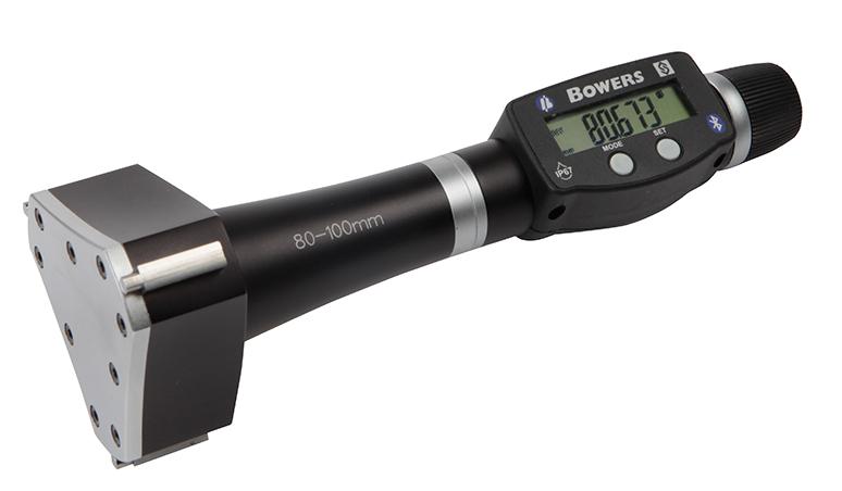 "3.250"" - 4""/80 - 100mm BLUETOOTH XTD3 Electronic Holemike 54-367-028-BT"