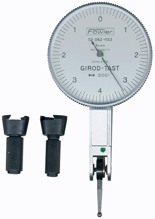 "Fowler 0.008"" Girod ""Horizontal"" Test Indicator 52-562-453-0"