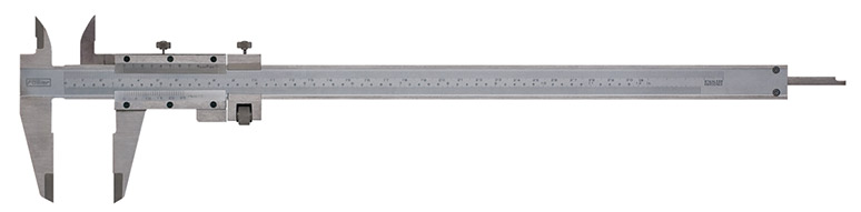 "Fowler 0-12""/300mm Vernier Caliper with Fine Adjustment 52-058-012-0"