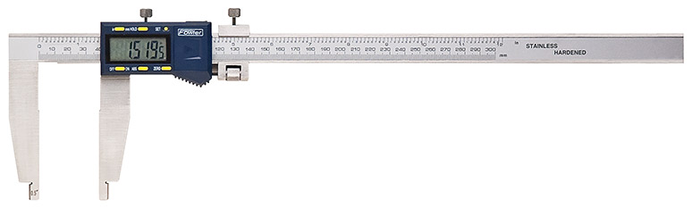 """Fowler 0-12""""/300mm Xtra-Range Electronic Caliper 54-100-312-0"""