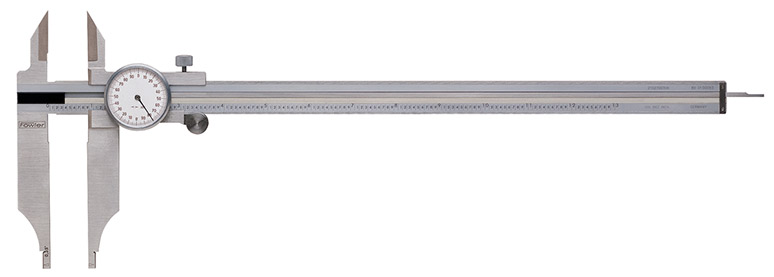 "Fowler 0-12"" Heavy Duty Dial Caliper 52-025-012-0"