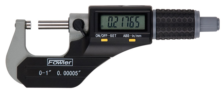 """0-1""""/0-25mm Xtra-Value II Electronic Micrometer 54-870-001-0tronic Micrometer 54 870 001 0"""