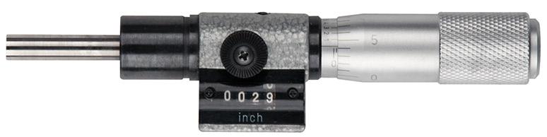 """Fowler 0-1"""" Digital Micrometer Head 52-222-222-1"""