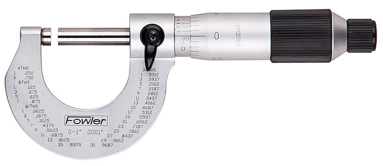 "0-1"" Outside Micrometer 52-235-001-1"
