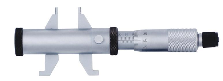 """Fowler 0.2-2.2"""" Inside Micrometer 52-275-005-0"""