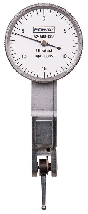 "Fowler ±.015"" UltraTast Test Indicator 52-568-010-0"