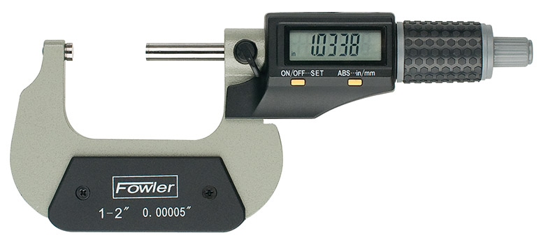 "1-2""/25-50mm Xtra-Value II Electronic Micrometer"