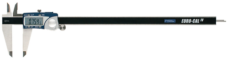 "Fowler 12""/300mm Euro-Cal IV Electronic Caliper 54-100-332-0"