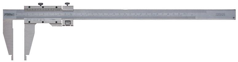 "Fowler 12""/300mm Master Vernier Caliper 52-085-012-0"