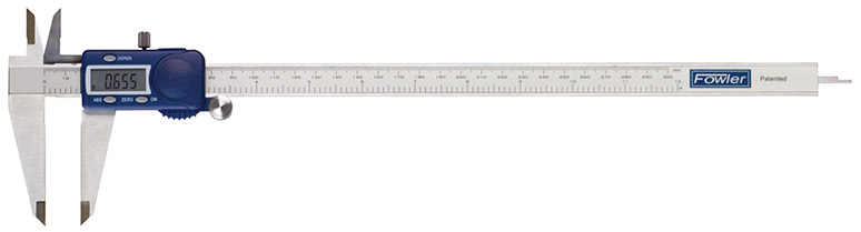 "Fowler 12""/300mm Xtra-Value Cal Electronic Caliper with Regular Display 54-101-300-1"