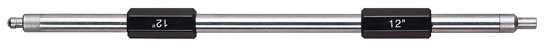 """Fowler 12"""" Micrometer Standard 52-227-012-1"""