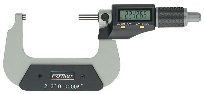 "3-4""/75-100mm Xtra-Value II Electronic Micrometer"