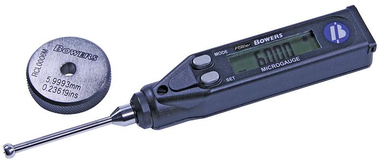 ".037 - .061""/.95 - 1.55mm MicroGage 54-551-001 MicroGage .144"" - .250""/3.65 - 6.35mm 54-551-004 MicroGage .060"" - .096""/1.50 - 2.45mm 54-551-002"