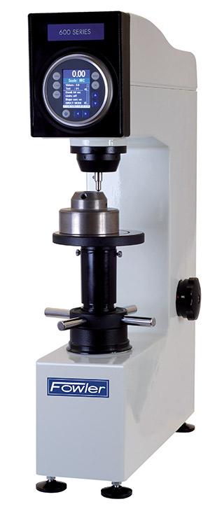 Fowler Digital Rockwell Hardness Tester 54 770 650 1