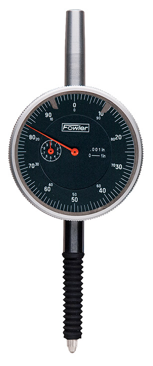 Fowler X-Proof IP54 Shockproof Indicator - Blackface 52-520-455-0