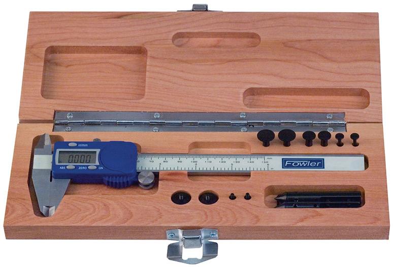 Fowler Xtra-Value Cal Centerline Accessory Set 52-010-025-0