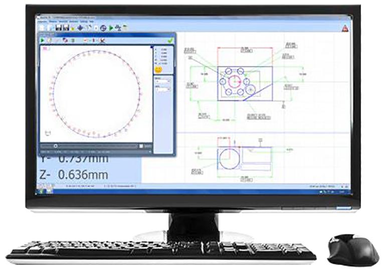 zCAT MK4 3D Software 54-950-105-0