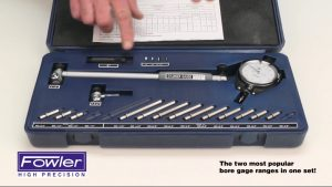 Fowler X-Tender Bore Gage 52-646-500 Video