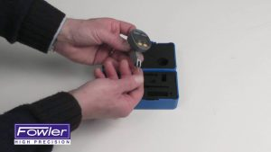 Fowler Quadra-Test Electronic Test Indicator Video