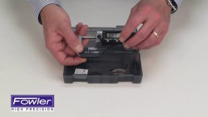 Fowler Xtra-Value II Electronic Micrometer Videoi