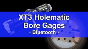 Fowler XT3 Bore Gages - Connecting and Using Bluetooth Video