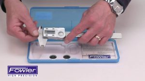 Fowler IP54 Electronic Caliper Video