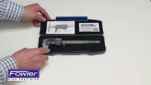 Fowler Lifetime Warranty Calipers Video