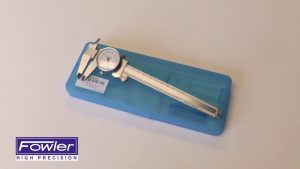 Fowler Inch/Metric Dial Caliper Video