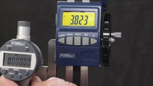 Fowler ADS-E PLUS Electronic Height Gage Video