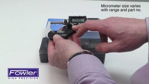 Fowler IP54 Elecrontic Micrometers 54-860 Video
