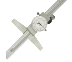 Web Depth Gages Dial
