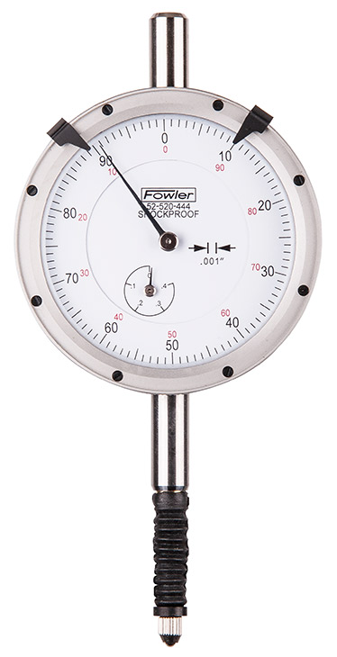 Fowler X-Proof Dial Indicator 52-520-444-1