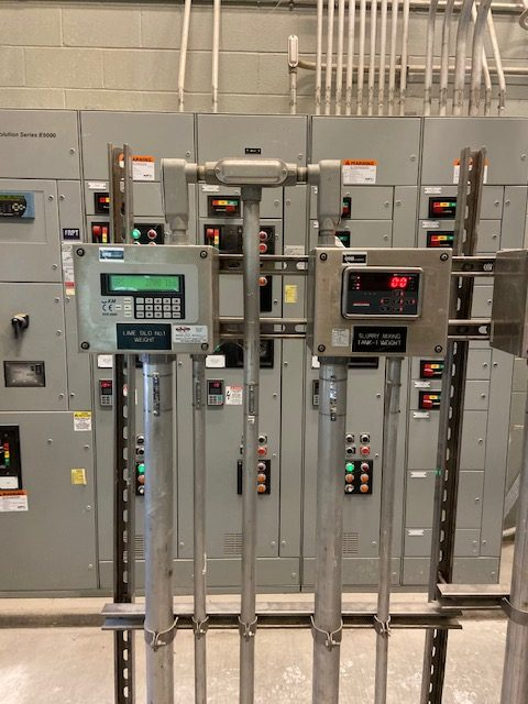 Water Treatment Plant Indicator Replacement