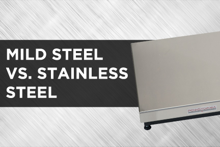 mild steel versus stainless steel