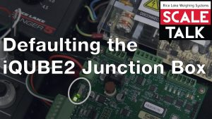 ScaleTalk: Defaulting iQUBE2 Junction Box Video