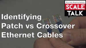 ScaleTalk: Identifying Patch vs Crossover Ethernet Cables Video