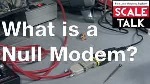 ScaleTalk: What is a Null Modem Video