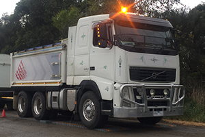 Intercomp LS630-WIM Keeps Weight of Australian Haulers in Check