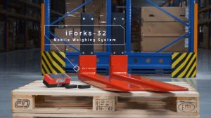 Ravas iForks-32 Mobile Weighing System Video