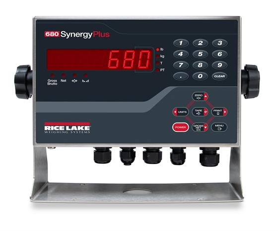 Rice Lake 680 Synergy Plus Digital Weight Indicator