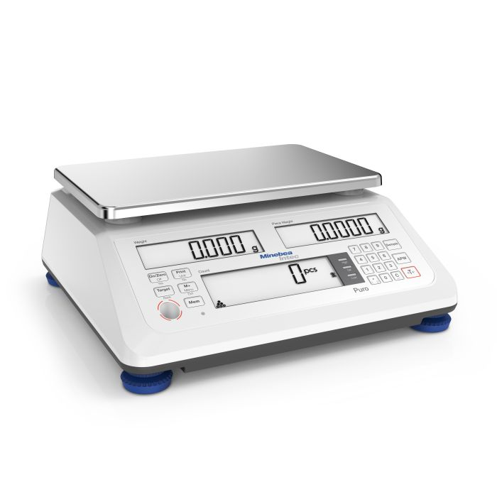 Minebea Intec Puro Count High Resolution Compact Scale