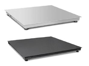 Minebea Intec Puro Stainless Steel Floor Platforms Minebea Intec Puro Painted Floor Platforms